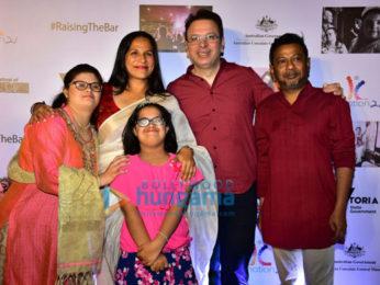 Celebs grace the screening of Onir's documentary film 'Raising The Bar'