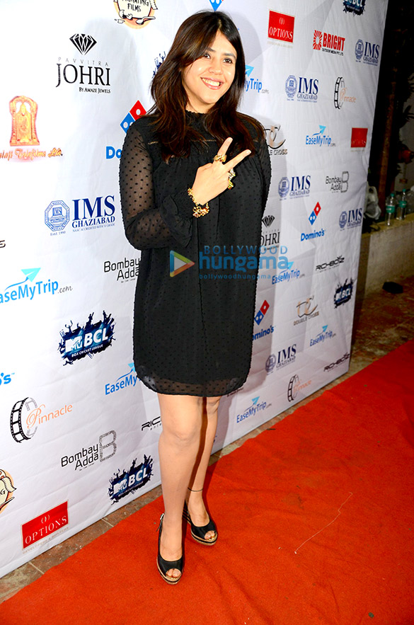 Celebs snapped attending Ekta Kapoor's bash