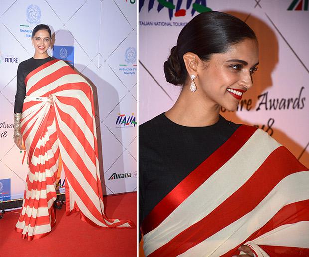 Weekly Best Dressed: Deepika Padukone in Sabysachi