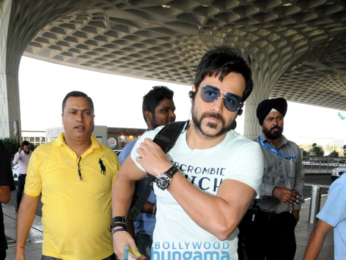 Emraan Hashmi, Sunny Leone and others snapped at the airport