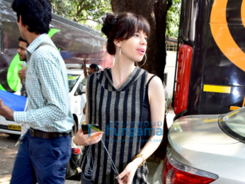 Kalki Koechlin spotted in Bandra