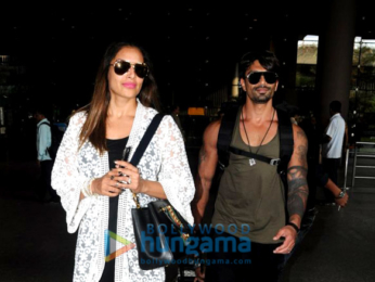 Kareena Kapoor Khan, Malaika Arora, Athiya Shetty, Saiyami Kher, Kiara Advani, and Sangeeta Bijlani snapped at the airport