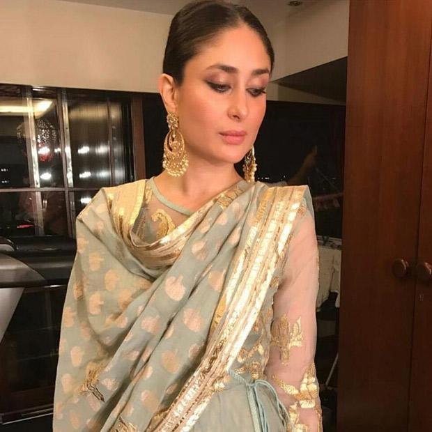 Kareena Kapoor Khan exuding elegance in a subtle but glowy makeup