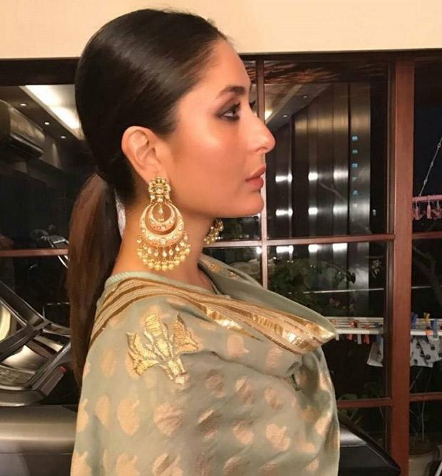 Kareena Kapoor Khan looks chic in a fuss-free hairdo