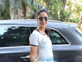 Katrina Kaif spotted at Bandra