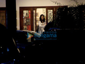 Kriti Sanon spotted at Maddock Films' office
