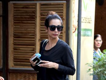Malaika Arora snapped in Mumbai