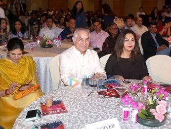 Nimrat Kaur and Ekta Kapoor grace The Town Hall hosted by Barkha Dutt