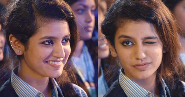 foto de Priya Prakash Varrier and her sexy wink doles out some important ...