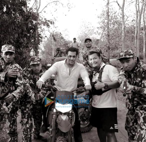 Race 3: Salman Khan and Jacqueline Fernandez wrap up Bangkok schedule