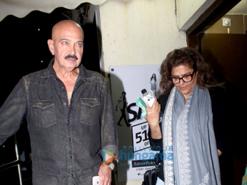 Rakesh Roshan spotted at PVR, Juhu