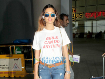 Shahid Kapoor, Zareen Khan and others snapped at the airport