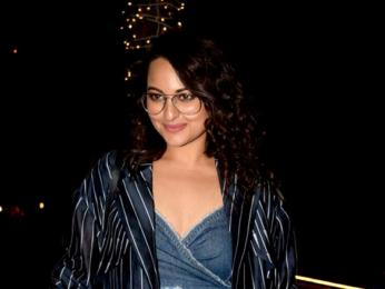 Sonakshi Sinha snapped at BKC