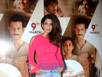 Special screening of 3 Storeys at Sunny Super Sound in Juhu