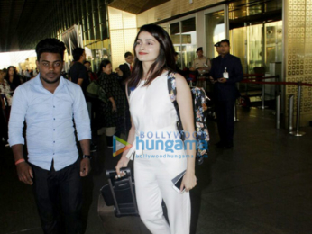 Vaani Kapoor, Neha Dhupia and others snapped at the airport