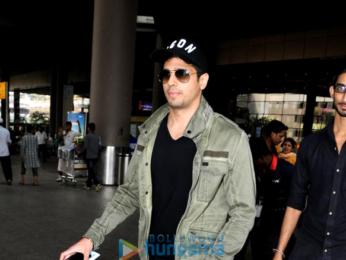 Vidya Balan, Harshvardhan Kapoor, Malaika Arora and others snapped at the airport