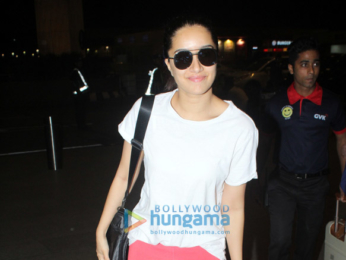 Vidya Balan, Sunny Leone and others snapped at the airport