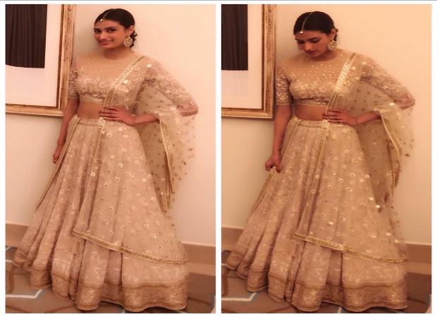 Weekly Best Dressed: Athiya Shetty in a Tarun Tahiliani lehenga