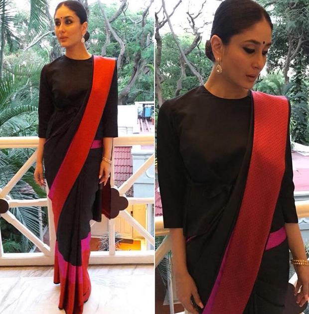 Weekly Best Dressed: Kareena Kapoor Khan in a Raw Mango saree