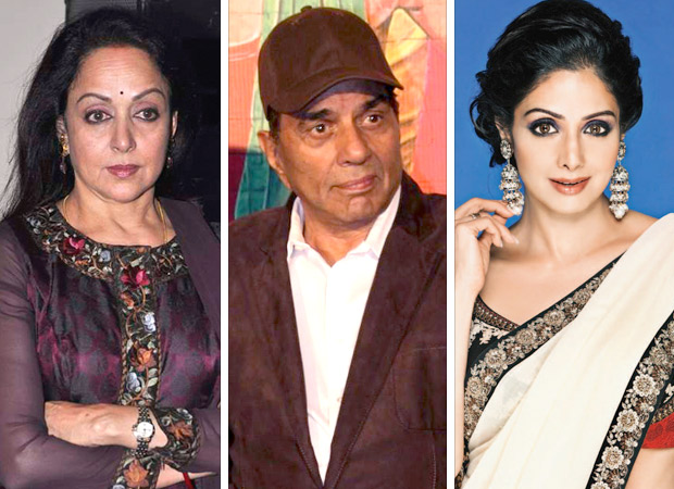 """Dharamji wept like a baby…My heart reaches out to Sridevi's daughters"" - Hema Malini"