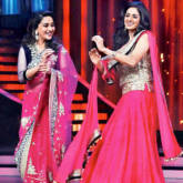Watch: When Madhuri Dixit danced on 'Mere Haathon Mein' and Sridevi danced on 'Dhak Dhak Karne Laga'