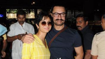 "Aamir Khan: ""I Am Not Competitive With SRK & Salman Khan"" | Birthday Celebration"