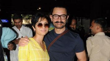 Aamir Khan Reveals About Amitabh Bachchan's HEALTH Thugs Of Hindostan Birthday Celebration
