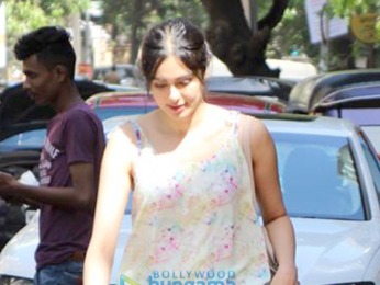 Adah Sharma snapped at Indigo