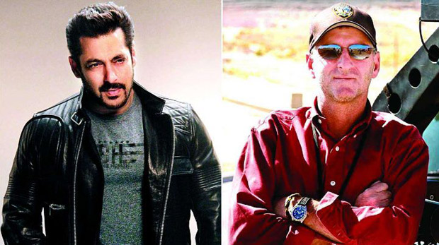 After Tiger Zinda Hai, Salman Khan to team up once again with Tom Struthers for Race 3