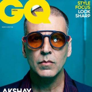 Akshay Kumar On The Cover Of GQ Magazine,March 2018