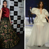 Amazon India Fashion Week Autumn Winter 2018 Day 1 celebs Diana Penty and Vaani Kapoor
