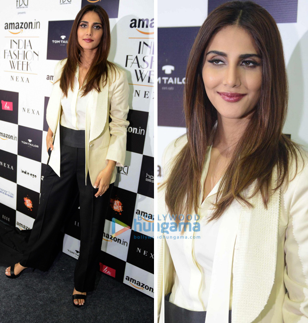 Amazon India Fashion Week Autumn Winter 2018: Vaani Kapoor for Ashish N Soni