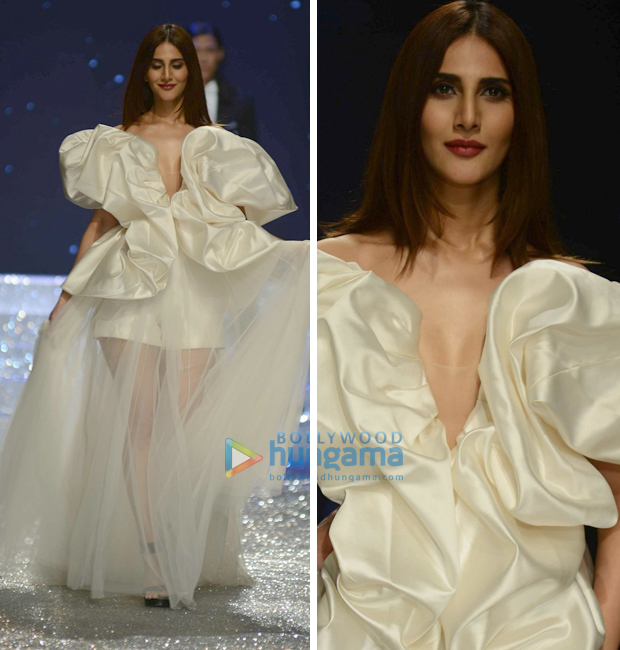 Amazon India Fashion Week Autumn Winter 2018: Vaani Kapoor for Gauri & Nainika
