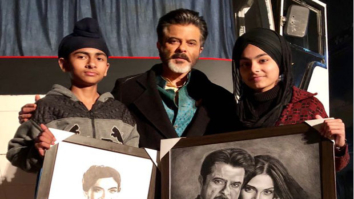 Anil Kapoor receives a surprise on the sets of Ek Ladki Ko Dekha Toh Aisa Laga