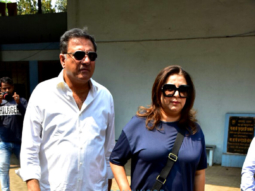 Celebs attend the funeral of veteran actress Shammi