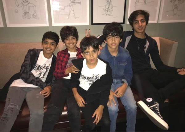 Hrithik Roshan and Sussanne Khan are the Parents Of The Year, Inside pics from Hrehaan's party are a proof