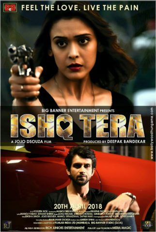 First Look Of The Movie Ishq Tera