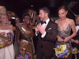 Oscars 2018: Jimmy Kimmel, Margot Robbie, Gal Gadot, Armie Hammer, Ansel Elgort, Mark Hamill and others crash a fan screening