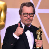 Oscars 2018 Put the kettle on, I'm bringing Oscar home, Gary Oldman gives a moving speech after winning Best Actor for Darkest hour