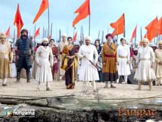 Movie Wallpapers Of The Movie Panipat