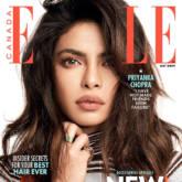 Priyanka Chopra as May cover girl for Elle Canada