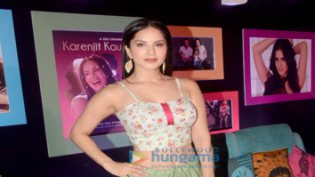 Sunny Leone graces the launch of 'Zee5'