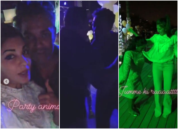 WATCH Salman Khan, Bobby Deol and Jacqueline Fernandez burn the dance floor at Arpita Khan's son Ahil's birthday bash