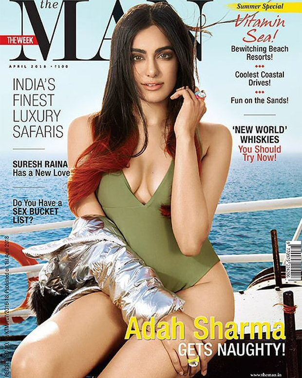 HOT! Adah Sharma posing in sexy BIKINIS is the sultry summer surprise we all were waiting for!