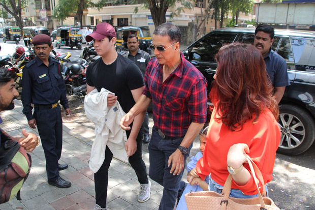 Akshay Kumar and Twinkle Khanna's perfect Sunday outing with Aarav and Nitara is pure LOVE (see pictures)