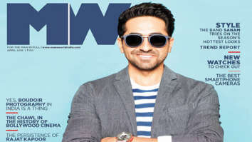 Ayushmann Khurrana On The Cover Of MW