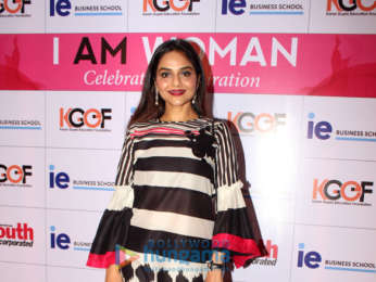 Celebs grace I Am Woman awards