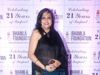 Celebs grace the launch of Bhamla Foundation's #BeatPlasticPollution anthem
