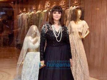 Celebs grace the launch of Neeta Lulla's store at DLF Emporia in Delhi
