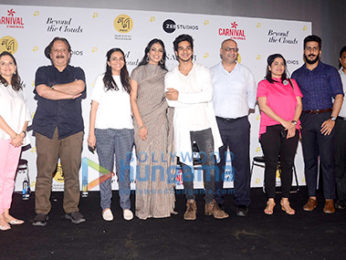 Celebs grace the special screening of Beyond the Clouds